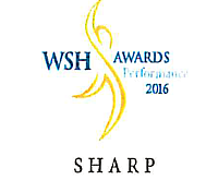 WSH SHARP AWARD 2016
